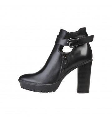 Versace Emmanuelle, Stivali donna nero Size: EU 38