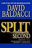 David Baldacci Split Second and The Christman Train. Omnibus