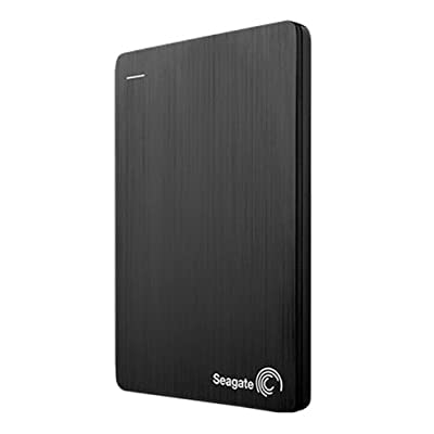 Seagate STCD500301 500 GB External Hard Disk (Black)