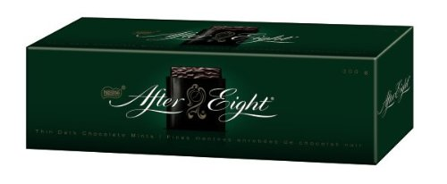 After Eight Chocolate, 300gm Box