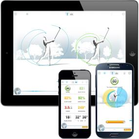 GolfSense Golf Swing Analyzer