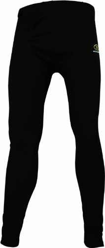 Highlander Men's Climate X Leggings Baselayers - Black, Medium