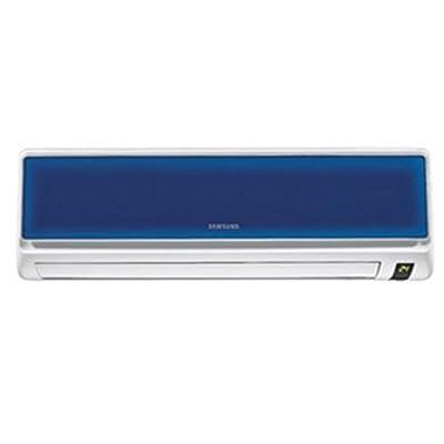 Samsung AR18HC5ESLZ Split AC (1.5 Ton, 5 Star Rating, Blue)