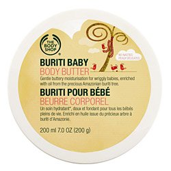 Buriti Baby Body Wash