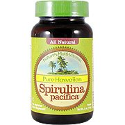 Organic Hawaiian Spirulina Powder  5 oz