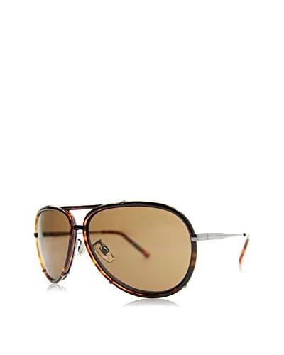 SISLEY Gafas de Sol 640S-03 (63 mm) Havana / Metal Oscuro