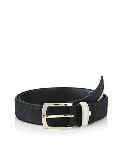 Otto Kern Cintura Pelle [Blu Scuro]