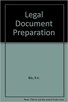 Legal document preparation quota guide to the preparation for Legal document preparer training