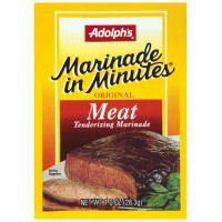 Adolph's Marinade in Minutes Original Meat 1 OZ (Pack of 24) Picture