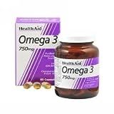 Healthaid Omega 3 750mg Capsules x 60
