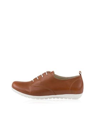 OE Zapatos de cordones Lisos