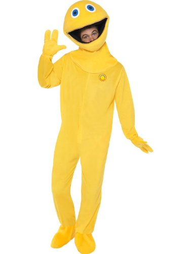 Zippy - Rainbow - Adult Fancy Dress Costume