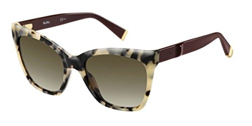 max-mara-mm-modern-iv-cat-eye-acetato-donna-fog-havana-burgundy-brown-shadedu7z-ha-55-20-140