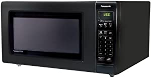 Panasonic Nn-h965bf Luxury Full-size 22-cubic-foot 1250-watt Microwave Oven Black by Panasonic