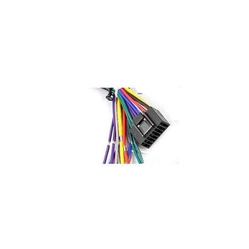 dual 16 pin wire harness 16 pin wire harness diagram dual 16 pin wire harness xdvd8181 xdvd-8181 xdvd8182 xdvd710 xdvd-710 xdvd818 | ebay #1