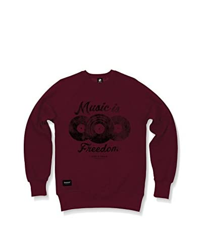 SEVENTYSEVEN Sudadera Music Is Freedom