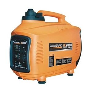 Portable Inverter Generator, 2000W Rated