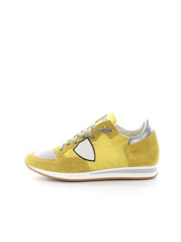 PHILIPPE MODEL PARIS TRLU WX16 YELLOW SNEAKERS Uomo YELLOW 42