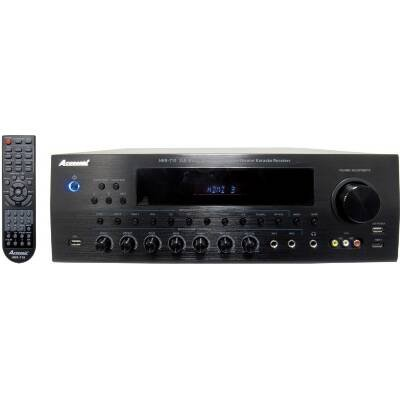 Acesonic Hkr-710 340-Watt Hdmi Surround Sound Karaoke Receiver