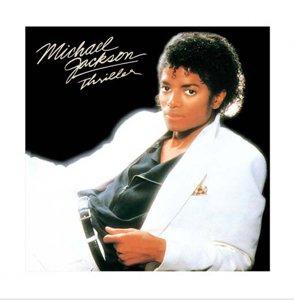 マイケルジャクソン【アルバムスリラー】 アートポスター PPR-45218