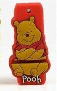 High Quality 8 GB Winnie Pooth Type USB Flash Drive Style USB Flash Drive