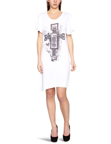 Religion Crucified Short Sleeve Jersey Women's