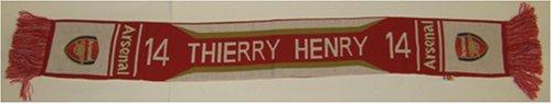 Arsenal Theiry Henry 14 Hero Scarf