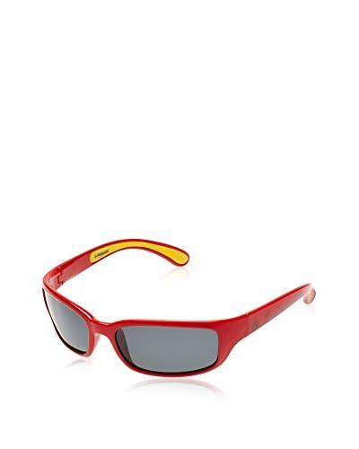 Polaroid Gafas de Sol Kids P0024 (58 mm) Rojo