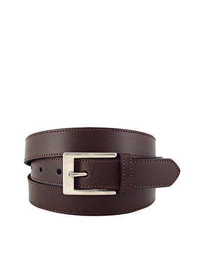 ACQ PIEL Cintura Pelle Acq-03030006M-100 [Marrone]
