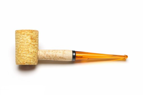 Missouri Meerschaum Legend Corncob Tobacco Pipe Straight