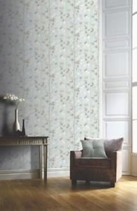 Arthouse Woodland Wallpaper - Duck Egg by New A-Brend