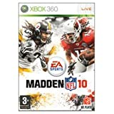 Madden NFL 2010 (Xbox 360)by Electronic Arts