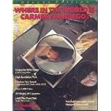 where in the world is carmen sandiego, deluxe cd rom ~ Broderbund