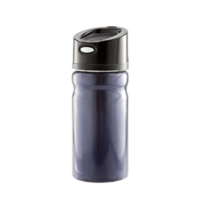 Stainless Steel Thermal Water Bottle - 12 oz Surf Blue with Pop Lid
