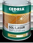 CEDRIA SOL LASUR BRILLANTE 750 ML