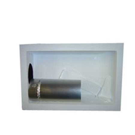 Deflecto Dvbox Dryer Venting Box front-449087