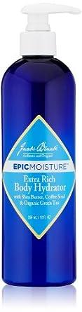 Jack Black Epic Moisture Extra Rich Body Hydrator 354 ml