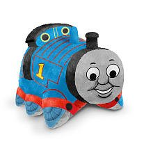 Read About Pillow Pets 11 inch Pee Wees - Thomas the Train