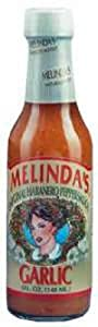 Hot Sauce Depot 60081045 Melindas Habanero Garlic Hot Sauce, 5oz - Pack of 3 from Hot Sauce Depot