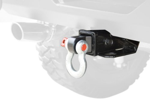 Rugged Ridge 11234.01 Receiver Shackle Bracket (D Ring Shackle Hitch compare prices)