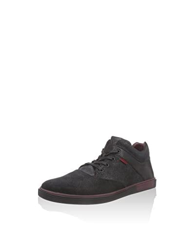 Wojas Sneaker [Blu Scuro/Marrone Chiaro]
