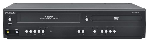 Best Deals! Funai Corp. DV220FX5 Dual Deck DVD and VHS Player