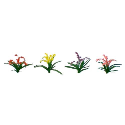 JTT Scenery Products Flowering Plants, Flower Plants