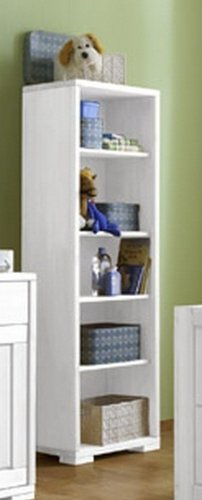 Bücherregal Regal Standregal Spielzeugregal Kiefer massiv, Farbe:natur lackiert günstig kaufen