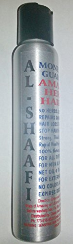 AL-SHAAFI 50Plus Herbal Hair Oils in ONE bottle With 60DAYS MONEY BACK GUARANTEE
