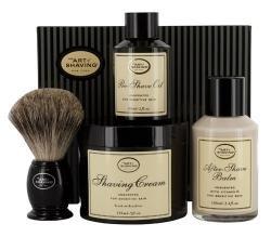 The Art of Shaving Full Size Kit, Unscented from EC Scott Group