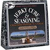Hi Mountain Cracked Pepper 'N Garlic Jerky Seasoning Kit