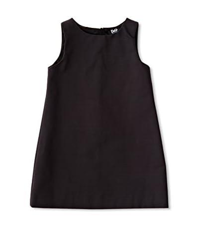 D&G Vestido Gris Oscuro