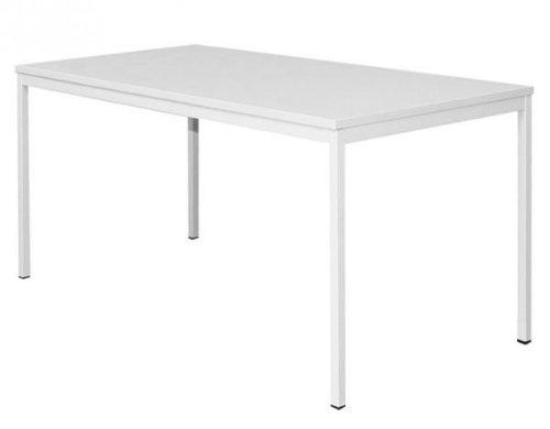 Schreibtisch-Profi-Besprechungstisch-Brombel-Verkaufstisch-Computertisch-120x60cm-331020-lichtgrau-Gestell-lichtgrau