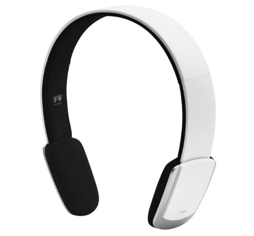 Jabra HALO2 Wireless Bluetooth Stereo Headset, White Jabra Bluetooth Headsets autotags B0090XX0FU